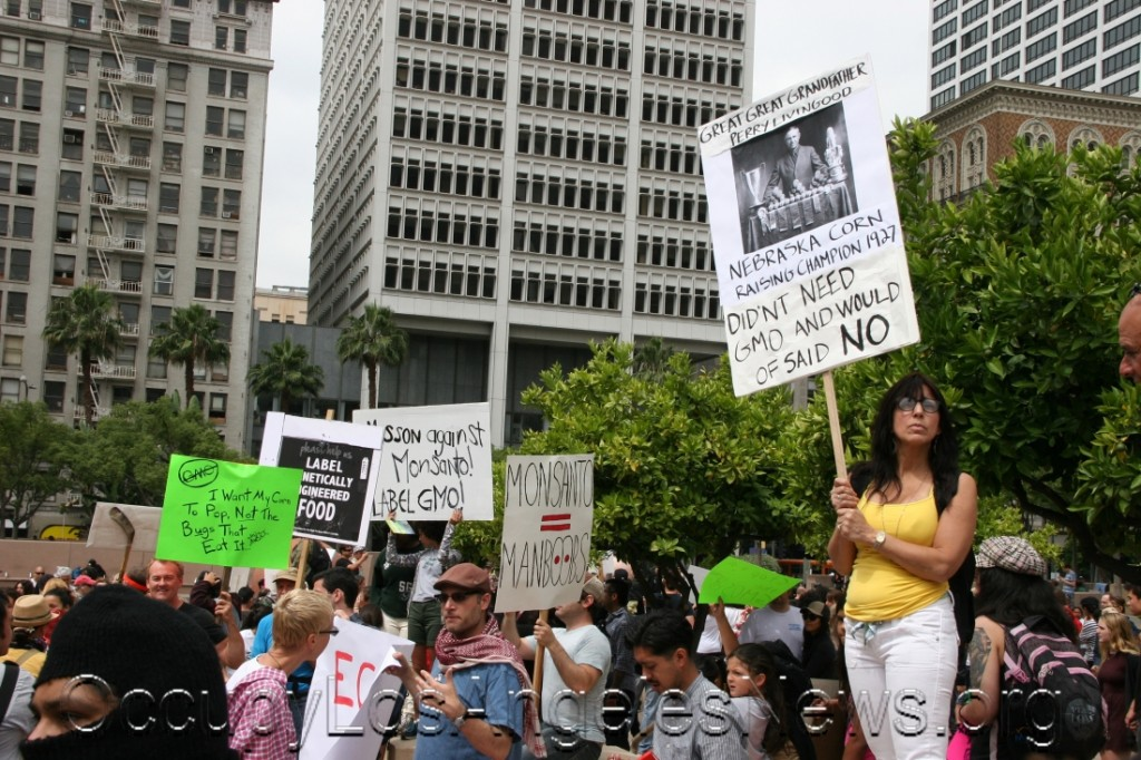 March Against Monsanto 5.25.2013 - Los Angeles