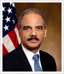 USA Attorney General Eric Holder