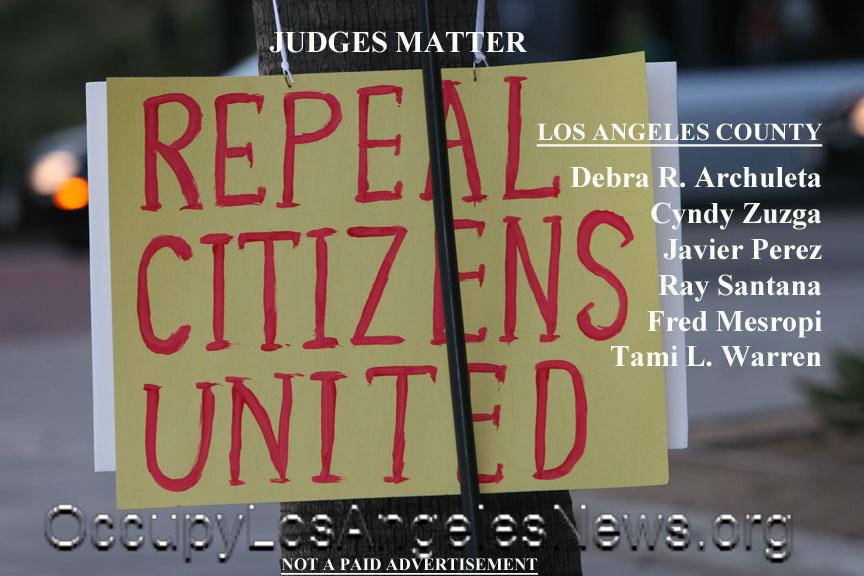 Judges Matter: Debra R. Archuleta, Cyndy Zuzga, Javier Perez, Ray Santana, Fred Mesropi, Tami L. Warren
